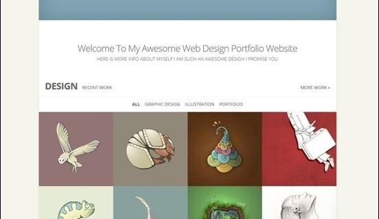 Nytt utseende på hemsidan